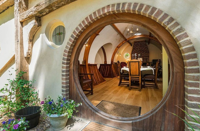 """""""The Lord of the Rings"""" Hotel In The UK"""