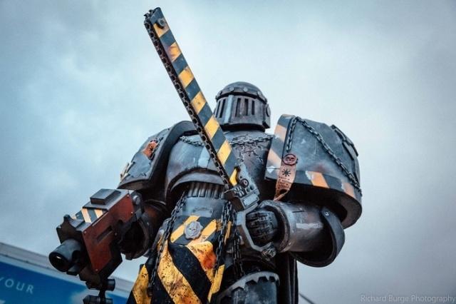 Warhammer 40k, part 2