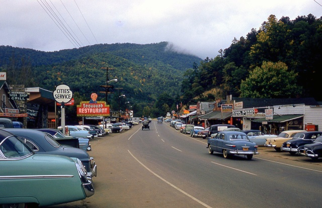 Vintage Photos Of America