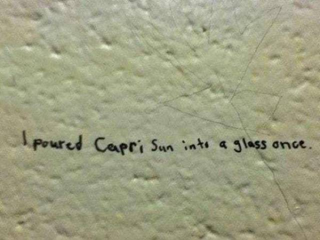 Bathroom Humor