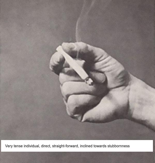 1959 'Cigarette Psychology' Article