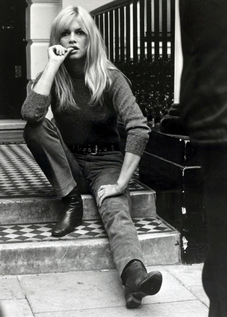 Beautiful Brigitte Bardot