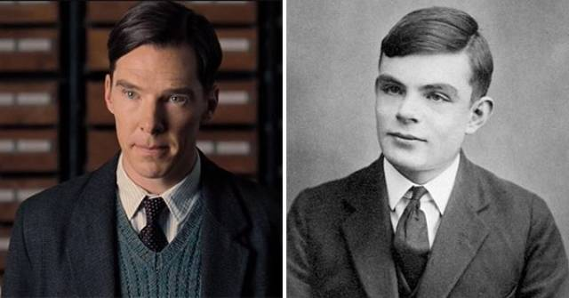 Actors And Prototypes For The Roles They Played