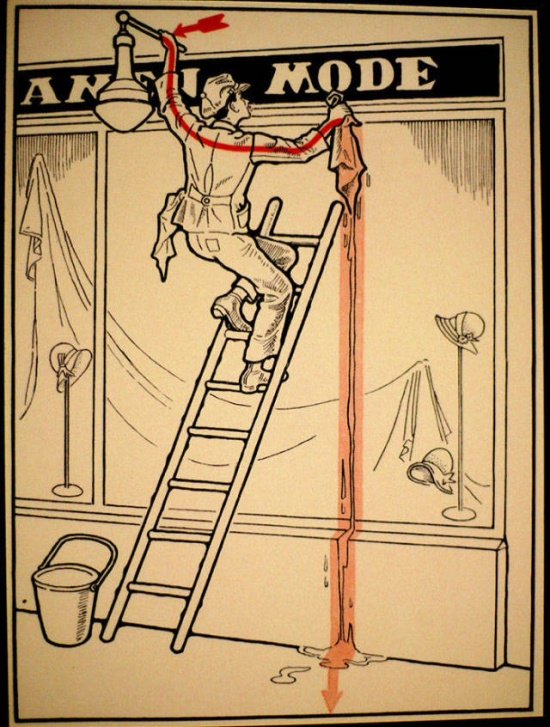 There Were Hundreds Of Ways To Get Electrocuted In The Beginning Of The 20th Century