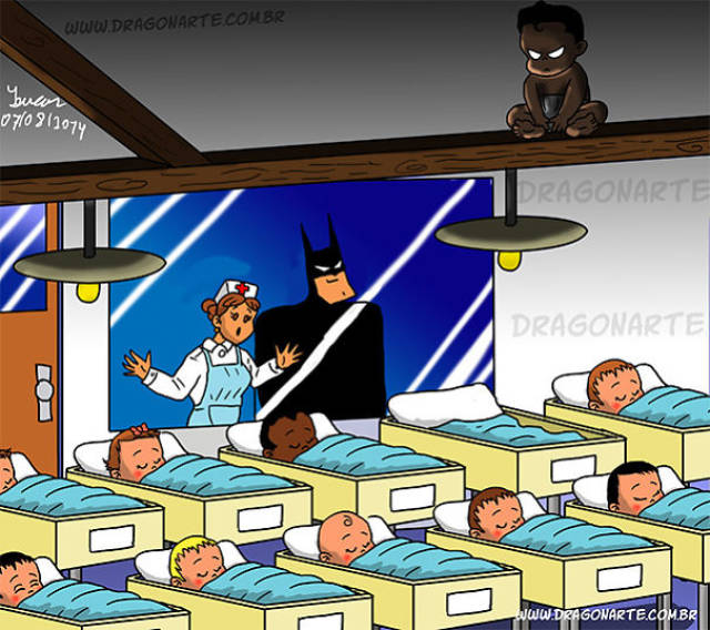 What If Superheroes Had Children