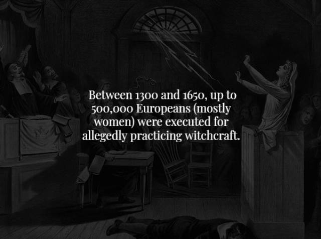 Creepy Facts, part 8