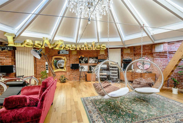 Two Water Towers In Essex Are Now A Home For Sale