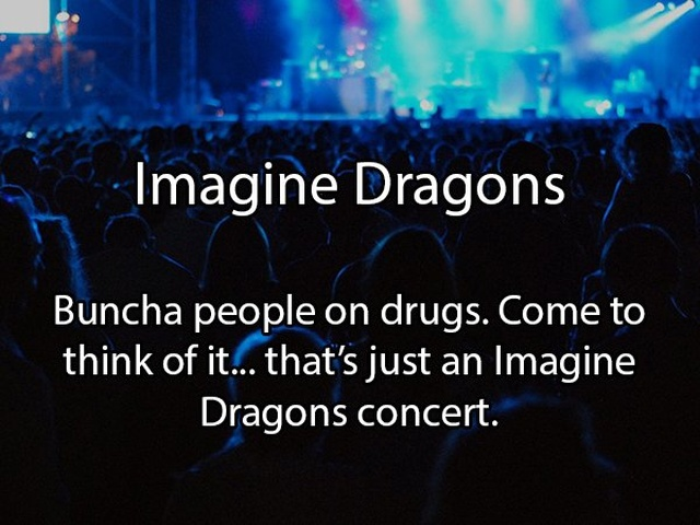 If Band Names Were Literal, These Concerts Would Be Horribly Wonderful