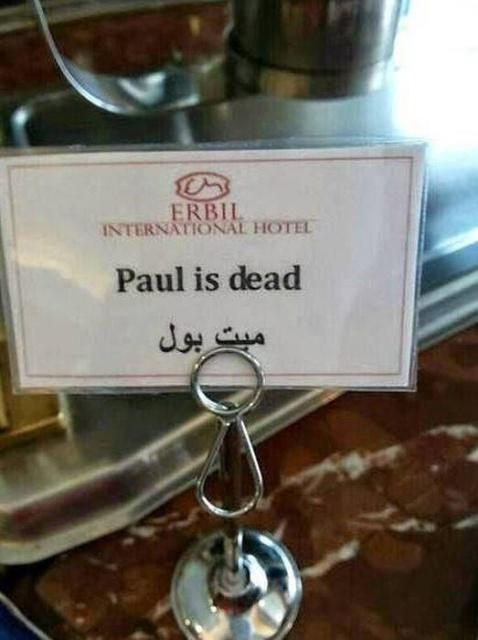 Funny Translation Fails