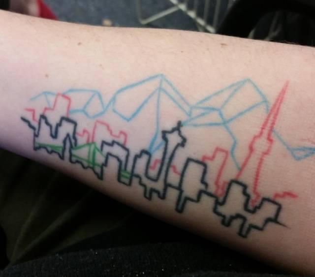 Smart Tattoos