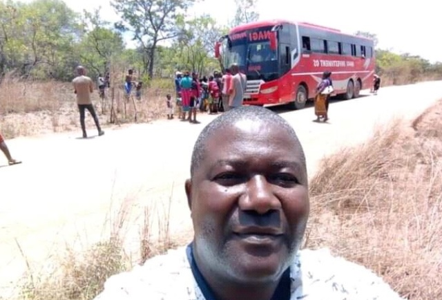 Man Took Selfies Before Boarding The Bus And After It Crash