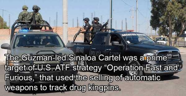 Facts About El Chapo