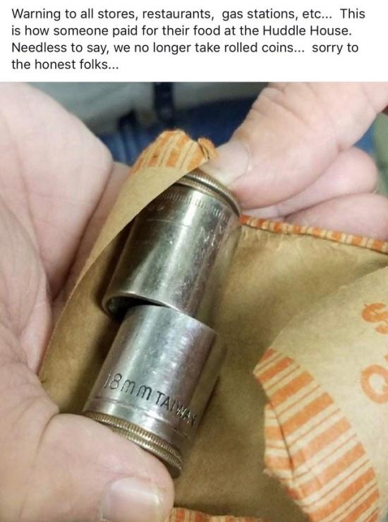 Fake Coins
