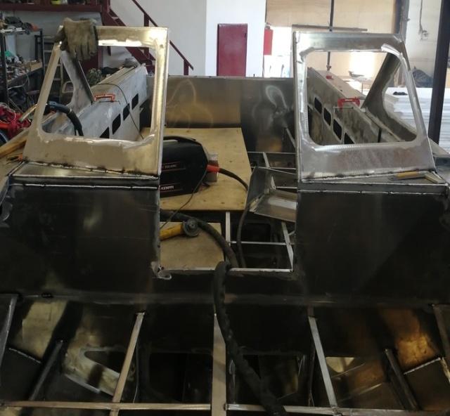 DIY Boat