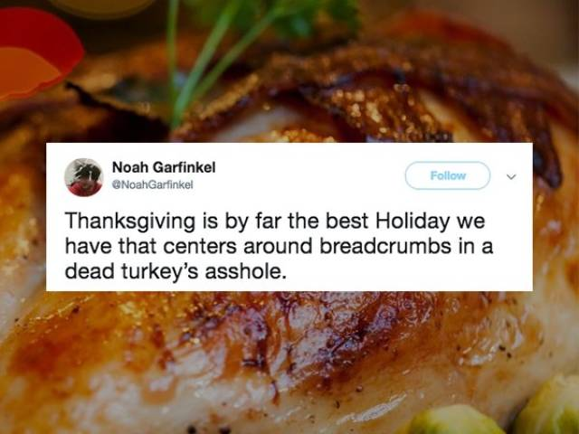Thanksgiving Tweets