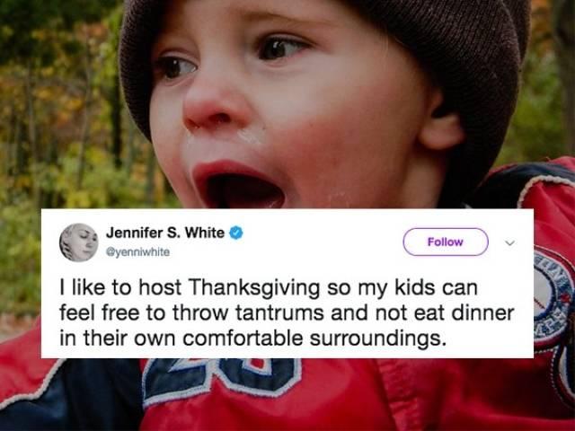 Thanksgiving Tweets