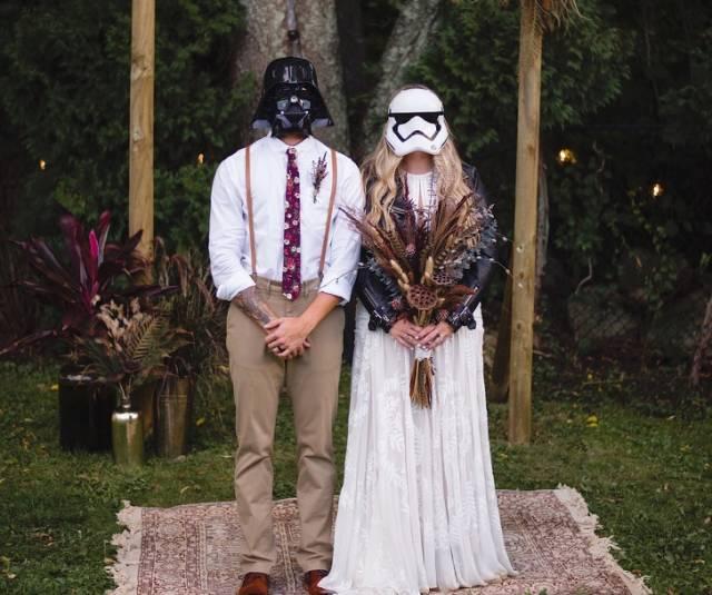 Unbelievable Wedding Moments