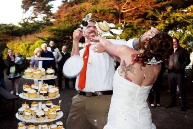 Unbelievable Wedding Moments