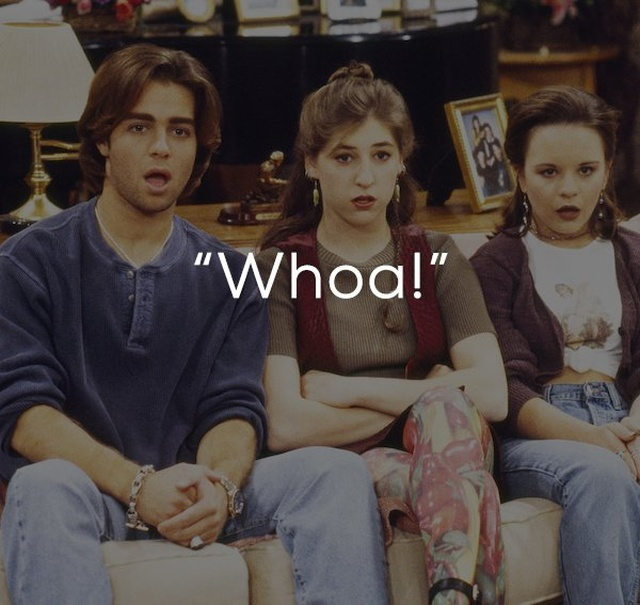 These TV Shows Have Got The Best One-word Catchphrases
