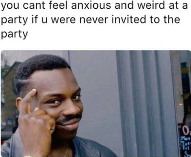 Memes About Anxiety
