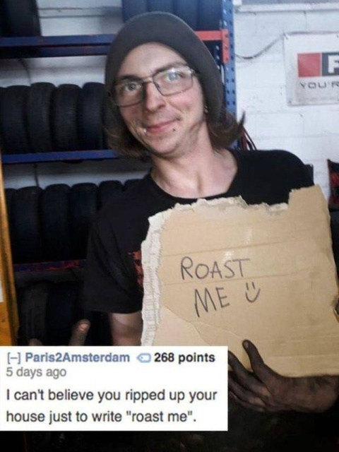 These Roasts Are Just Too Good