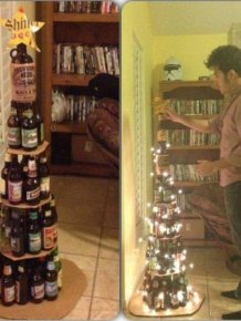 Funny And Simple Christmas Decorations