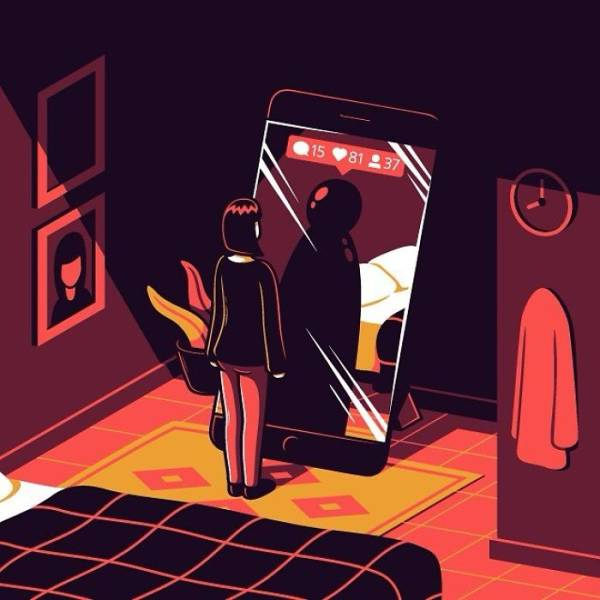 These Illustrations Will Make You Think
