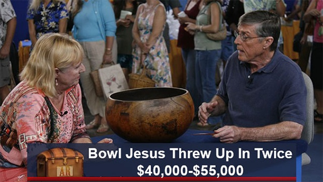 Someone Added Hilarious Captions To Antiques Roadshow Items, And They're Better Than The Original