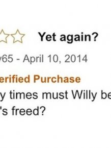 Bad Amazon Movie Reviews
