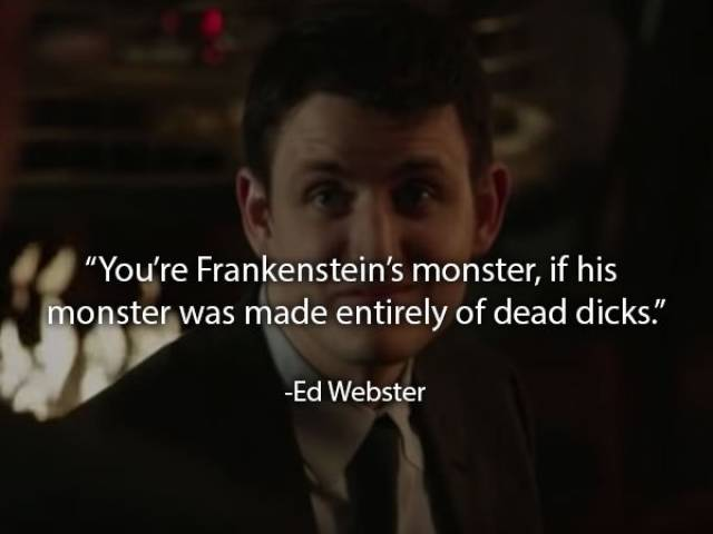 TV Shows Are Full Of Serious Insults