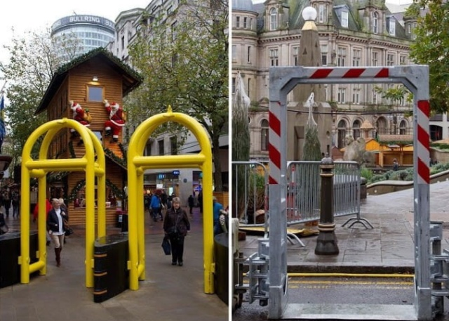 Christmas in Europe Is All About Security These Days