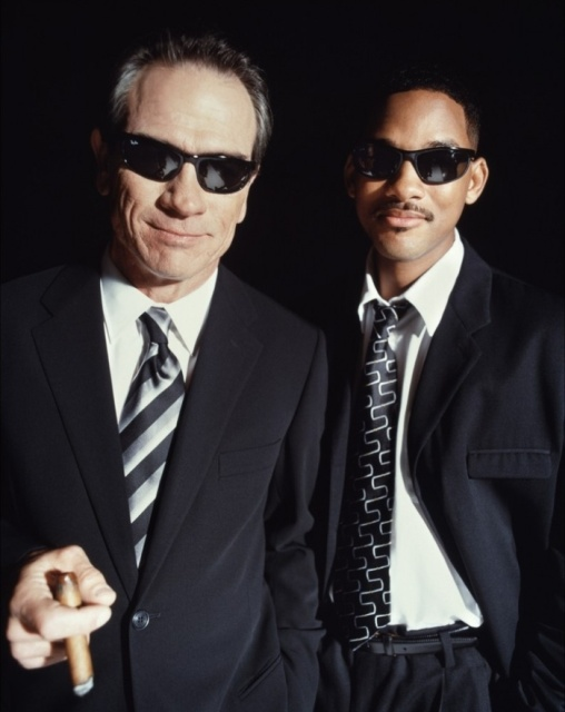 Behind The Scenes Of Men in Black