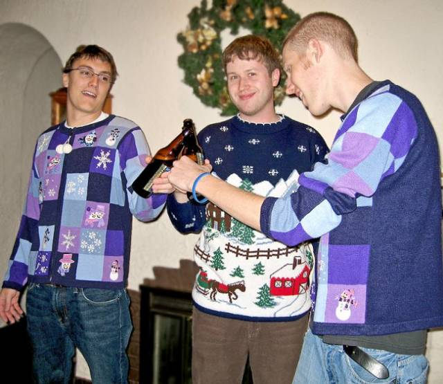 Awesome Christmas Sweaters