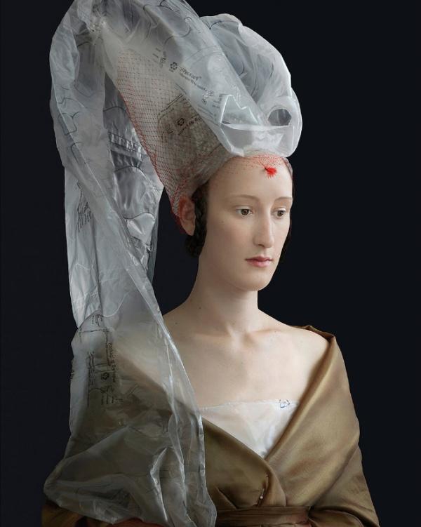 Artist Recreates Dutch Renaissance Paintings With Trash