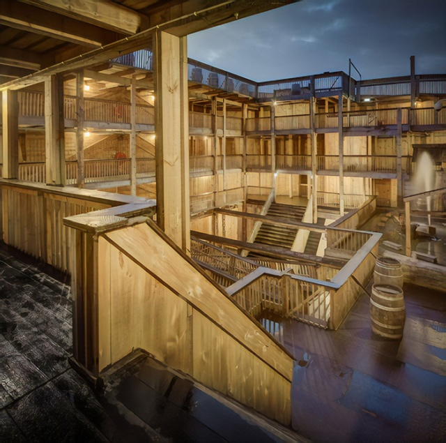 Dutch Man Built A $1.6 M Noah's Ark And Now Asks People For $1.3 M More To Ship It To Israel