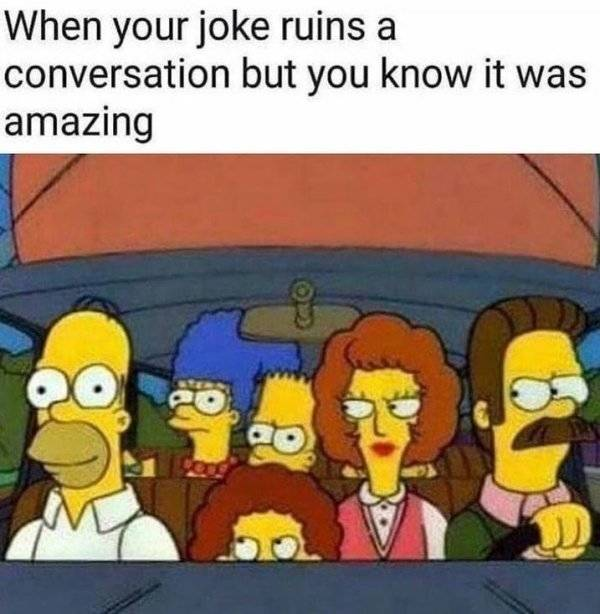 Simpsons Memes, part 2