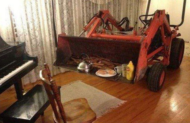 This Is Why Everyone Needs A Home Tractor
