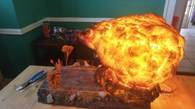 Warhammer 40k Diorama