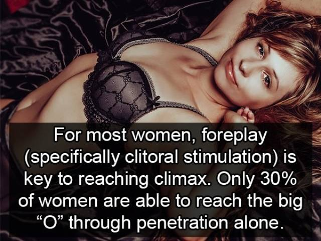 Facts about Foreplay