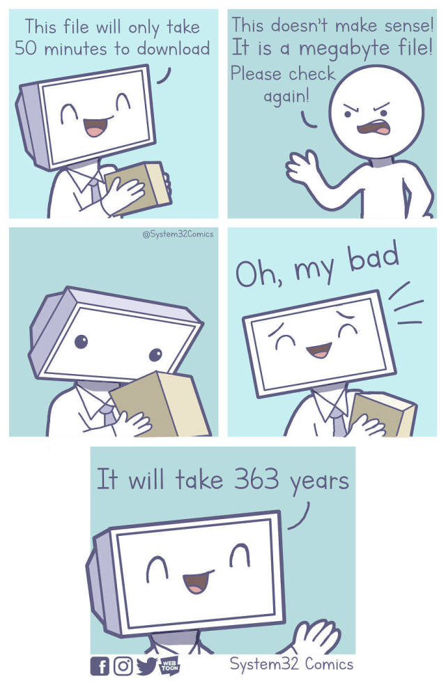 Comics About PC