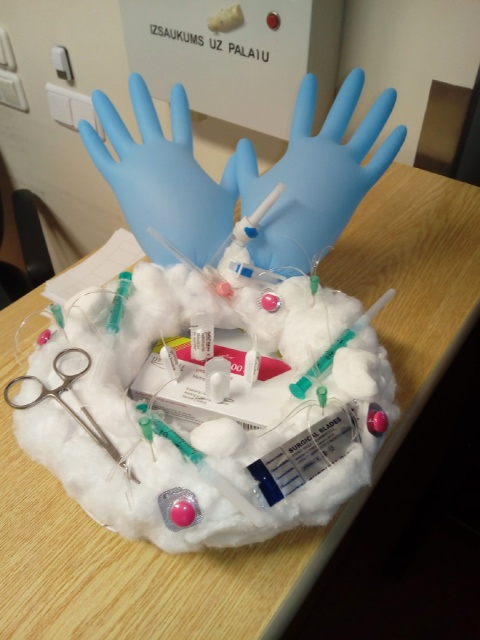 Brilliant Hospital Christmas Decorations