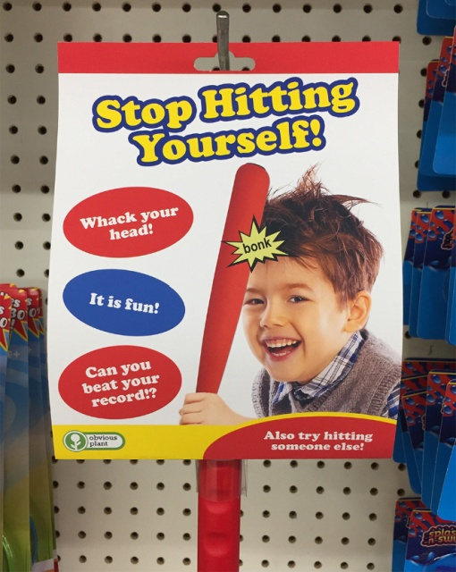 Comedian Creates Hilarious Fake Christmas Toy Gifts And Places Them In Stores