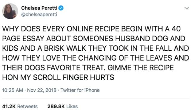 Women Tweets Of 2018, part 2018