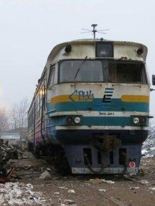 Goodbye Diesel Train