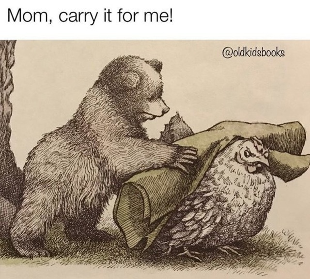 Kids Books That Perfectly Illustrate The Struggle Of Parenthood