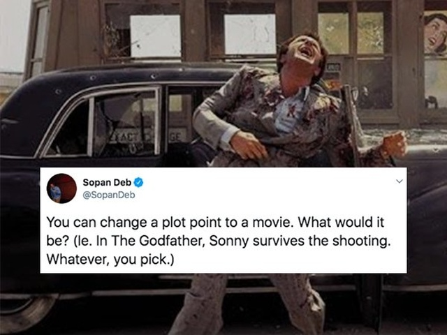 People Are Sharing Plot Points They'd Change In Movies And There Are Some Hot Takes, Y'all