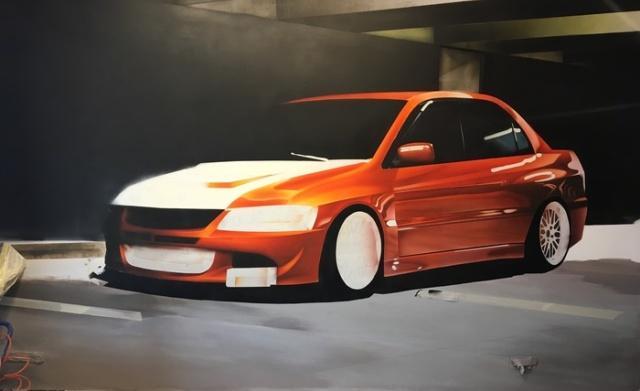 Drawing A Car