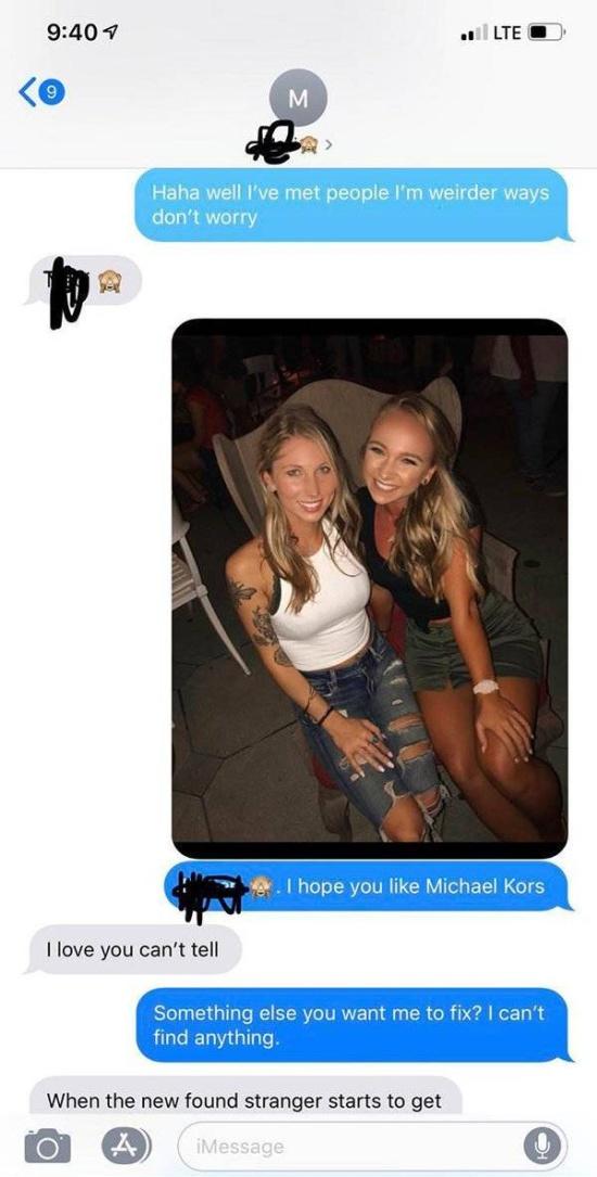 Wrong Number Texts Aren't Always Bad