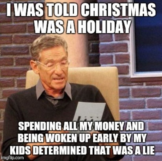 Parents And Christmas
