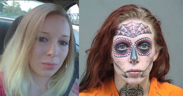 How Drugs Change Your Life And Your Face